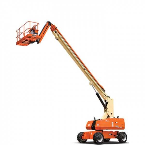 Diesel Straight Boom 86 ft - JLG - Diesel - Work Height: 92 ft; Horizontal Outreach: 75 ft / 22.86 m; Platform Capacity: 500 lb (227 kg); Weight: 36400 lb/16510.76 kg