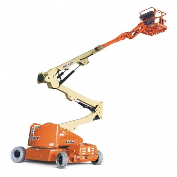 Electric Boom Lift M400AJP - JLG - Electric - Platform Height: 40 ft/12.19 m; Machine Width: 5 ft 9 in./1.75 m